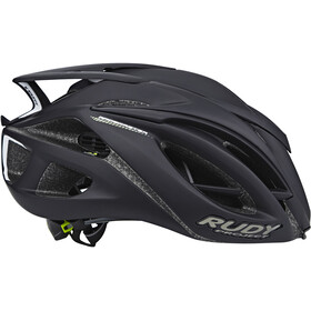 Rudy Project Racemaster Cykelhjelm, black stealth (matte)